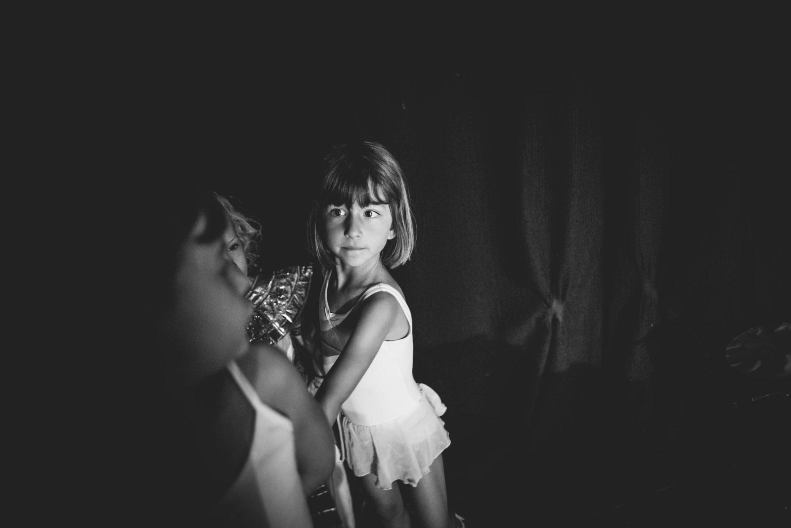 enfant eveil à la danse