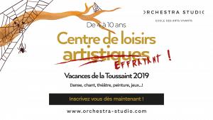 Stage Vacance de la Toussaint