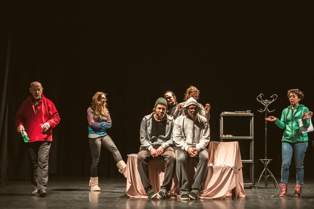 formation semi pro théâtre adultes