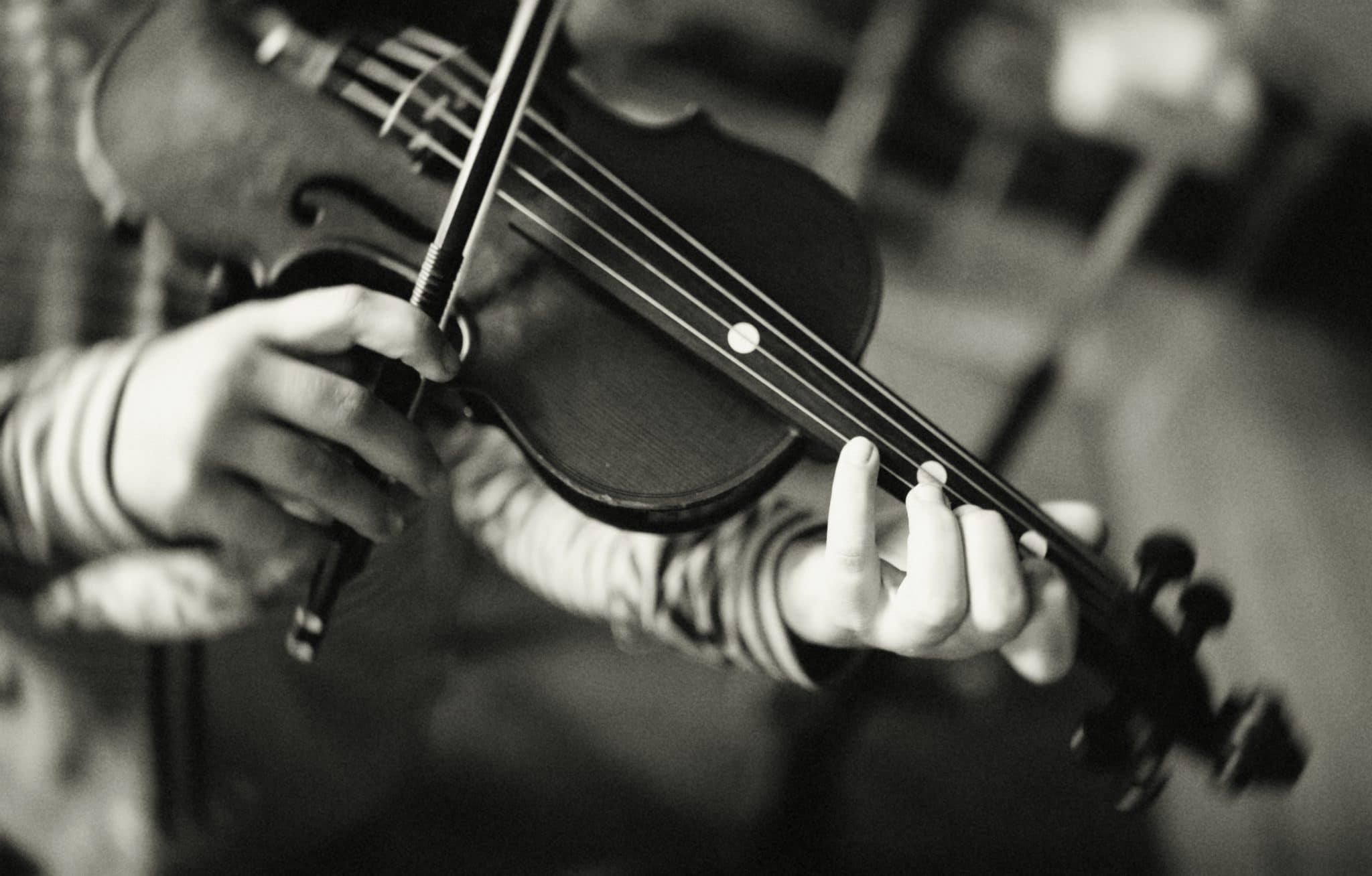 musique cours de violon