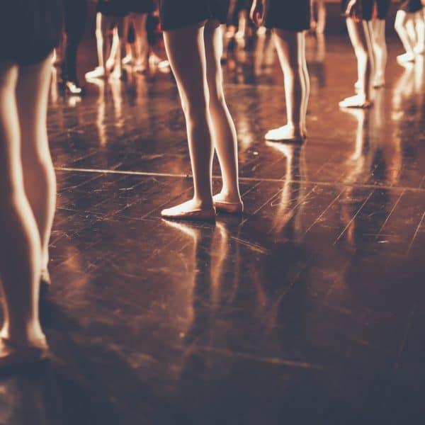 danse classique pour enfants