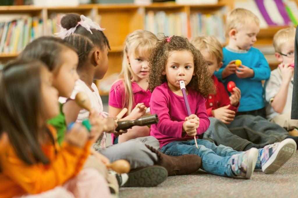 cours d'eveil musical pour enfant