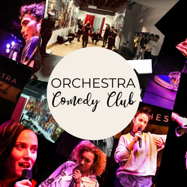 stand up orchestra comedy club